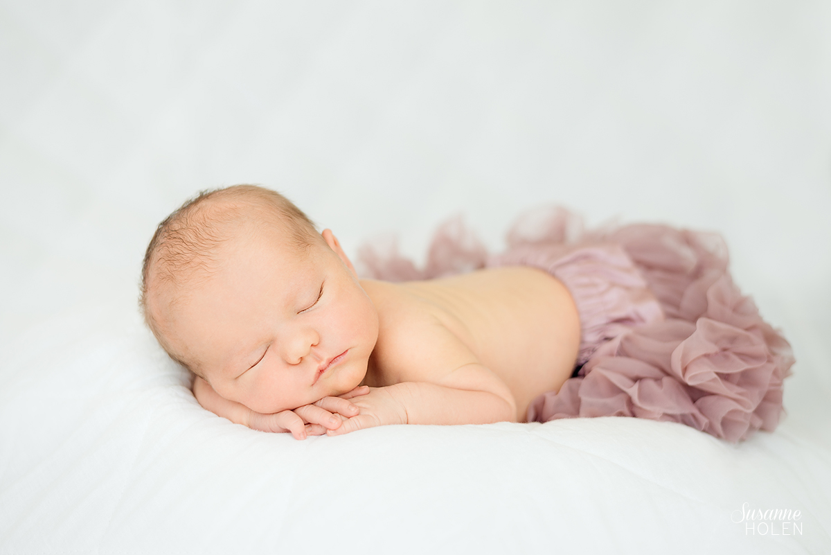 nyfødt baby Bryne